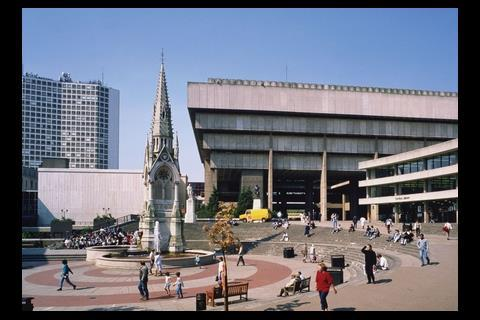 Birmingham Central Library was built in 1974 and was intended to last 100 years or more. Twenty-five years later, its demolition was being proposed